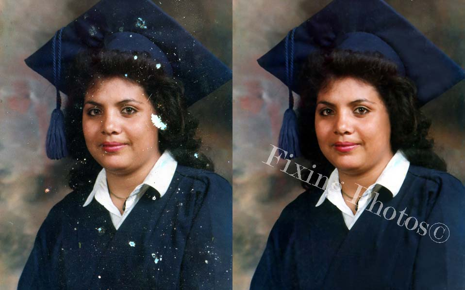 Photo Repair & Photo Restoration Visit www.fixingphotos.com For More Information