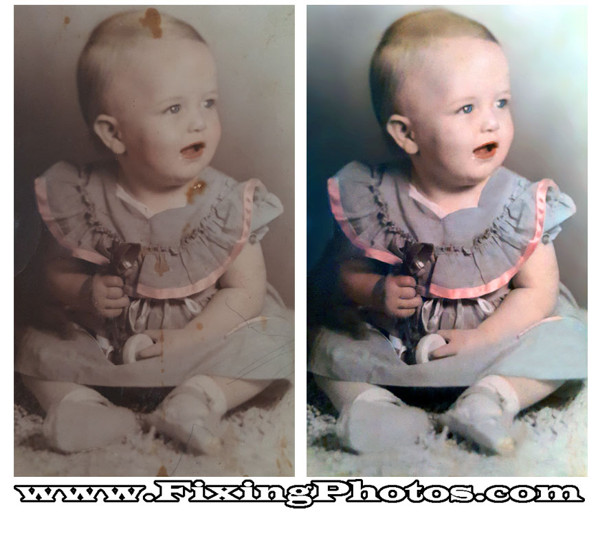 Offering The Highest Quality Photo Repair In The Business. Free Quotes https://www.fixingphotos.com/   #photorepair #photorestoration