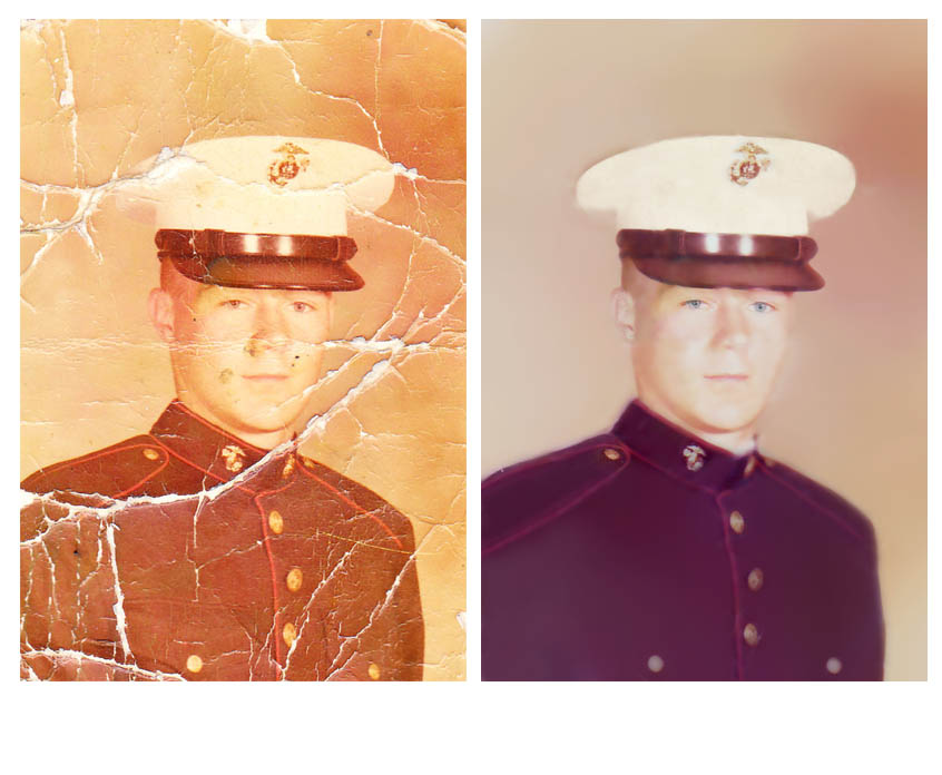 Photo Repair Experts Since 2003. Free Estimates. And The Lowest Prices. MBG! http://www.fixingphotos.com/CONTACT.html