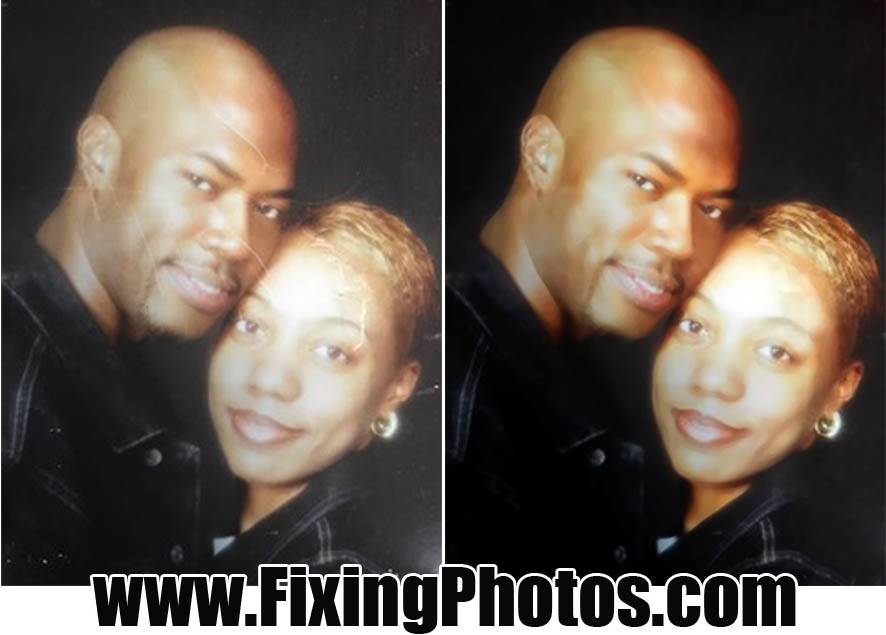 Photo Repair Wizards Of Fixing Photos Will Restore Your Favorite Snapshots Visit www.fixingphotos.com For More Info On Our Services!