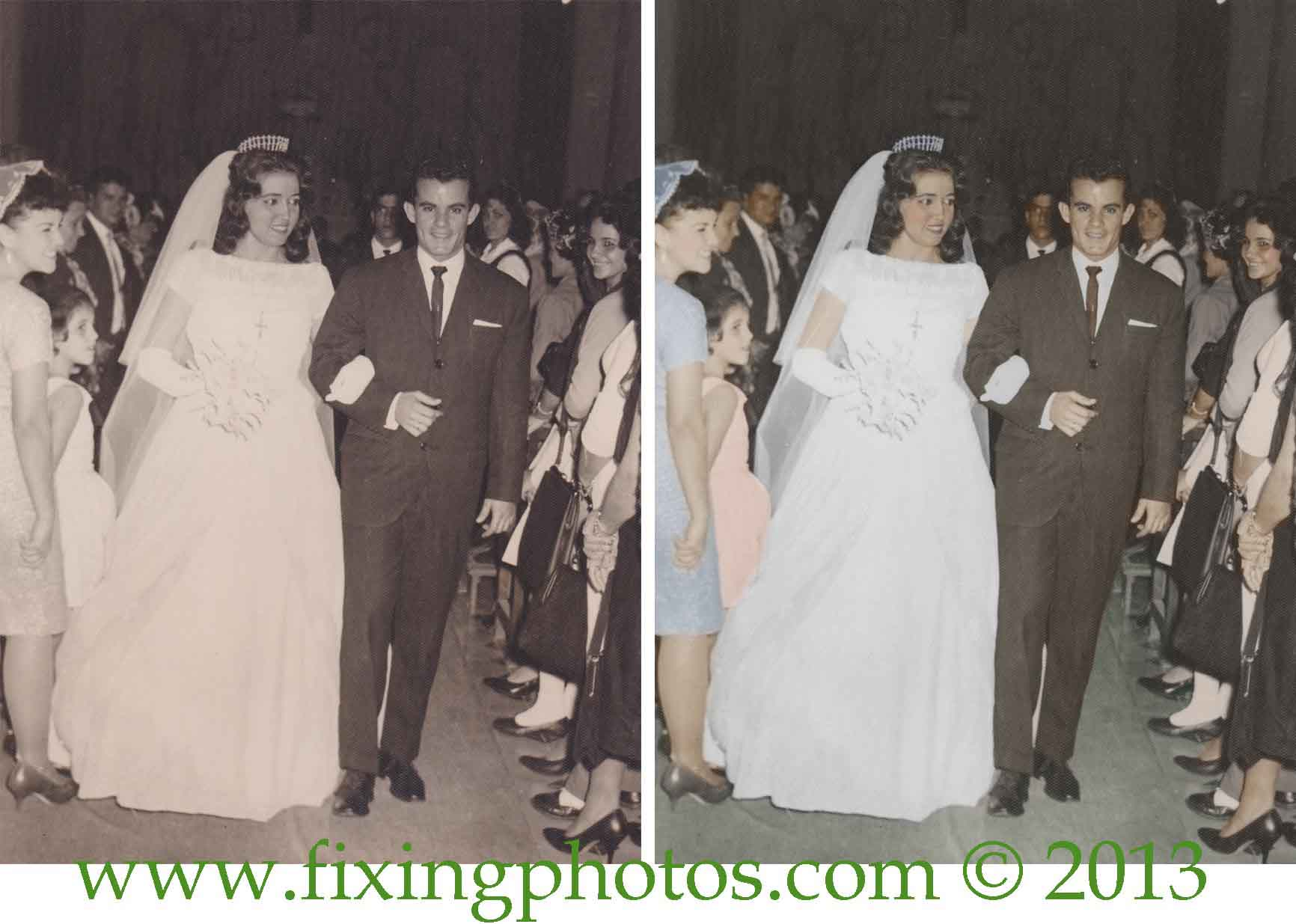 Photo Repair Services, Colorization, Color Corrections www.fixingphotos.com/ Photo Repair & Restoration Services Repairing Photos Is What We Do Best