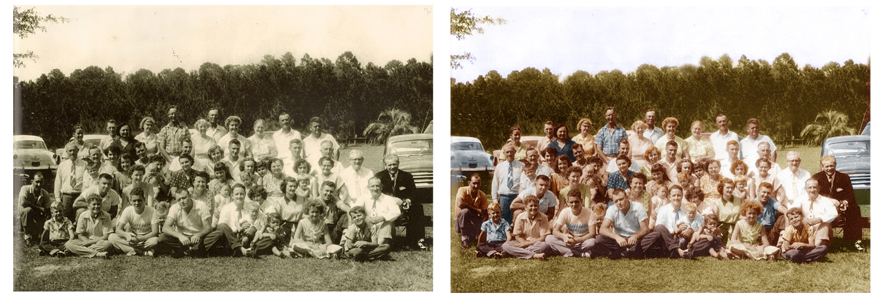 Photo Repair, Photo Restoration, Photo Retouching, Photo Editing, Repairing Damaged Photos, Photo Corrections And Enhancements