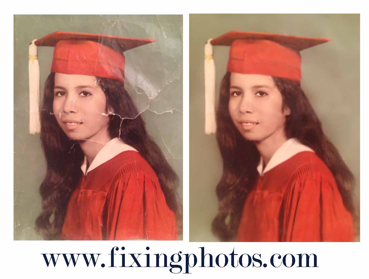 Photo Repair Sample
