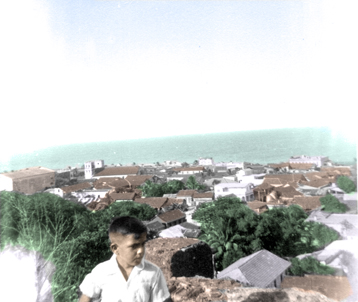 colorization sample